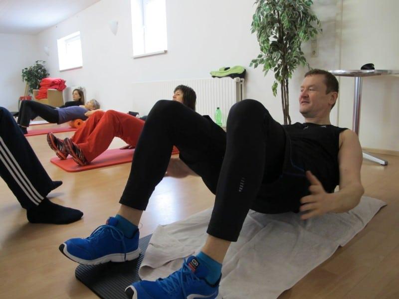 Reinhard Swoboda fitness